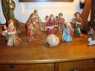Nativity Scene Blog Hop!