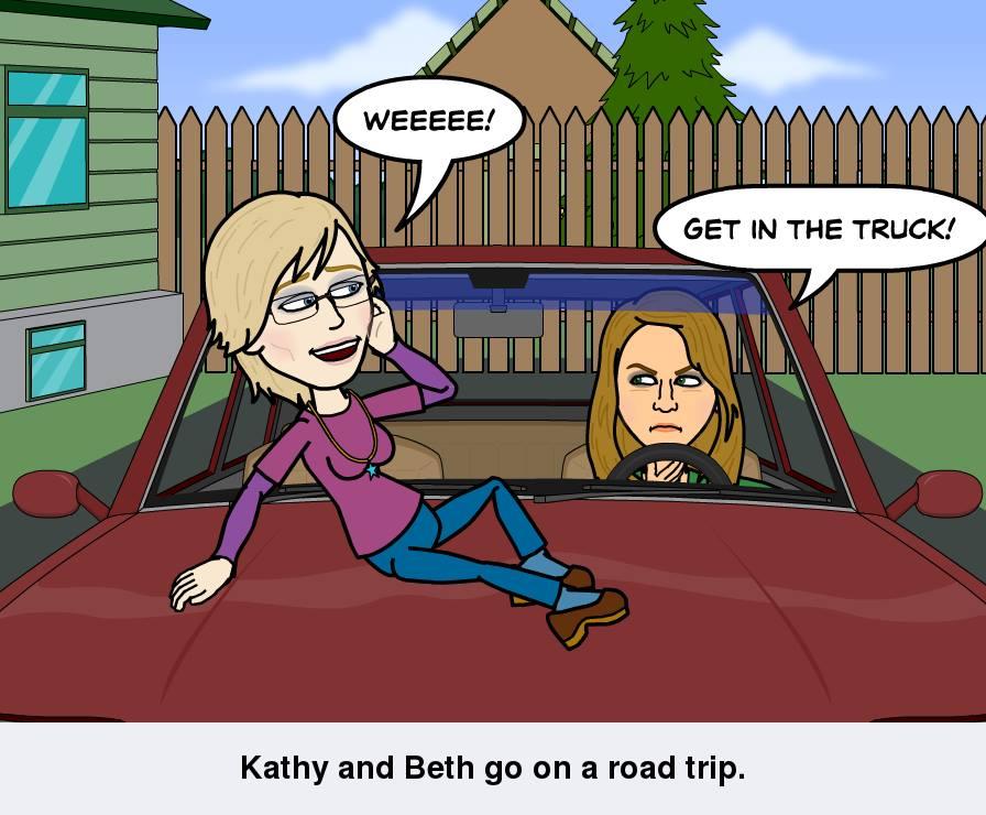 KathyBethBitstrip