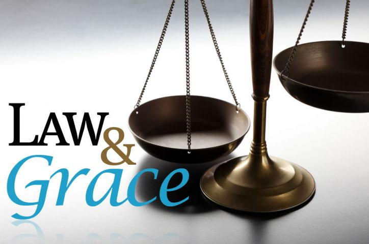 The Law vs. Grace