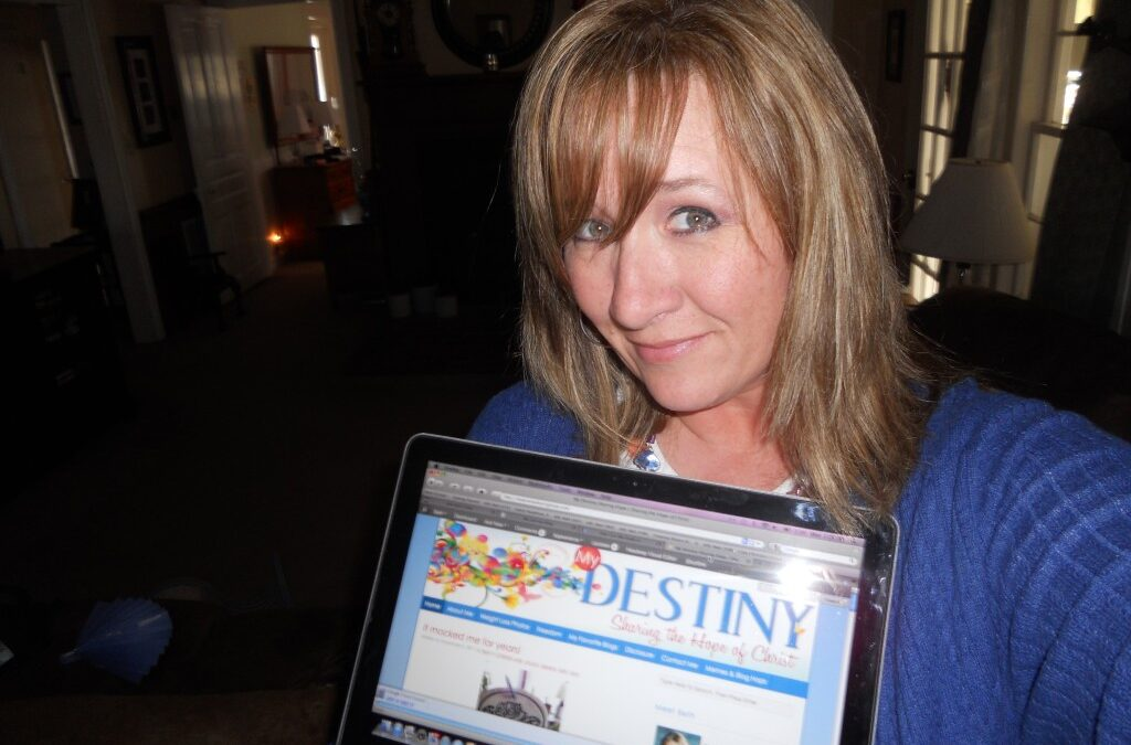 Me and My Blog!