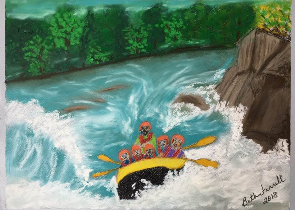 Are You on the Rapids?